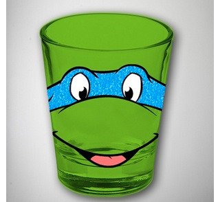 Image for Teenage Mutant Ninja Turtles Shot Glass - Leonardo