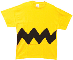 Image for Charlie Brown Stripe T-Shirt