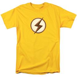Image for The Flash TV T-Shirt - Kid Flash Logo
