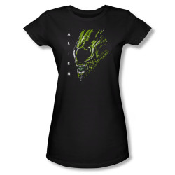 Image for Alien Girls T-Shirt - Acid Drool
