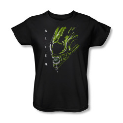 Image for Alien Woman's T-Shirt - Acid Drool