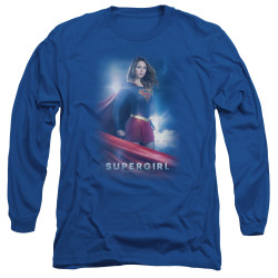 Image for Supergirl Long Sleeve T-Shirt - Kara Zor-El