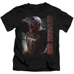 Image for Supergirl Kids T-Shirt - Red Tornado