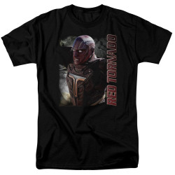 Image for Supergirl T-Shirt - Red Tornado