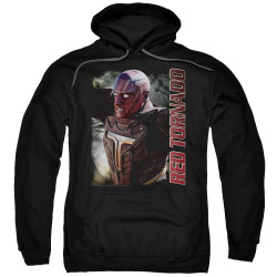 Image for Supergirl Hoodie - Red Tornado