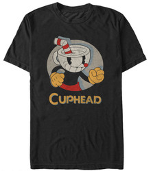 Image for Cuphead Stamp T-Shirt