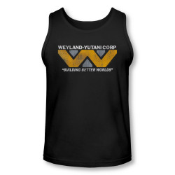 Image for Alien Tank Top - Weyland Yutani