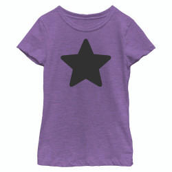 Image for Steven Universe Juniors T-Shirt - Amethyst Star