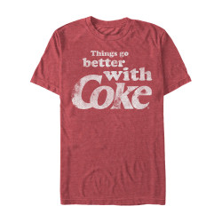 Image for Coca-Cola Better With Coke T-Shirt