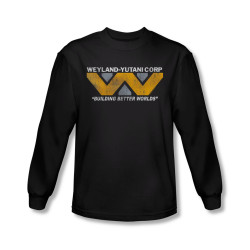 Image for Alien Long Sleeve T-Shirt - Weyland Yutani