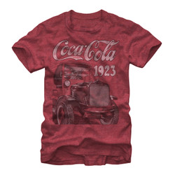 Image for Coca-Cola Keep On Truckin' T-Shirt