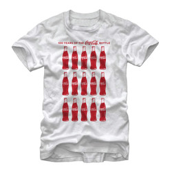 Image for Coca-Cola Line Up T-Shirt