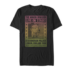 Image for Despicable Me Minions Live on Stage T-Shirt