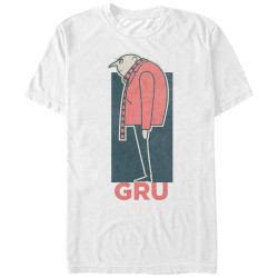 Image for Despicable Me Minions Gru Side View T-Shirt