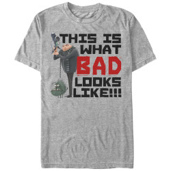 Image for Descpicable Me Looking Bad T-Shirt
