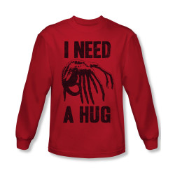 Image for Alien Long Sleeve T-Shirt - I Need a Hug