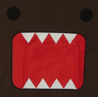 Image for Domo Face T-Shirt