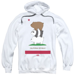 Image for We Bare Bears Hoodie - Cali Stack