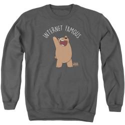 Image for We Bare Bears Crewneck - Internet Famous