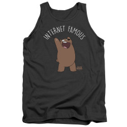 Image for We Bare Bears Tank Top - Internet Famous