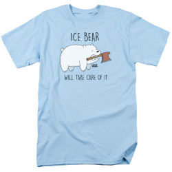 Image for We Bare Bears T-Shirt - Take Care of It