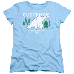 Image for We Bare Bears Womans T-Shirt - Suspense