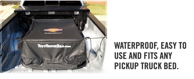 About the Tuff truck Bag  sc 1 st  Tuff Truck Bags & About The Heavy Duty Waterproof Tuff Truck Bag