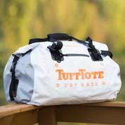 60L class 3 waterproof white duffle bag
