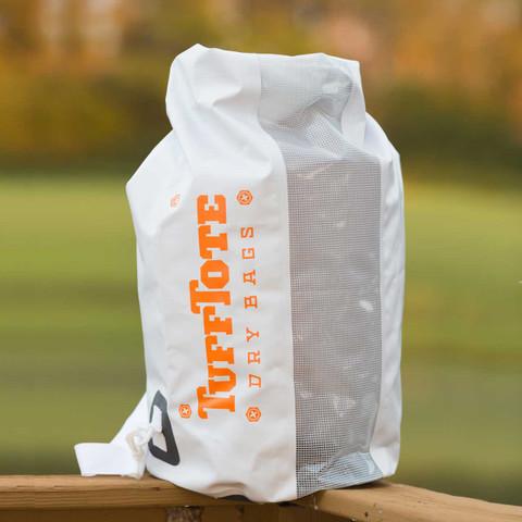 White 30L Tuff Tote Bag