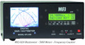 MFJ-828, DIGITAL SWR/WATTMETER WITH FREQUENCY COUNTER