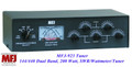 MFJ-923, TUNER, 144/440 DUAL BAND, 200 WATTS, WITH SWR/WATTMETER