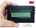 MFJ-418 POCKET SIZE MORSE CODE TUTOR WITH LCD DISPLAY