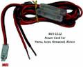 MFJ-5512, Power Cable For Yaesu, Icom, Kenwood & Others