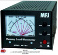 MFJ-267 - DUMMY LOAD, 1.5 KW, 0-650 MHZ, DRY WITH SWR/WATT METER