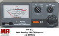 MFJ-872, SWR/Wattmeter,1.8-200 MHZ, 200 Watts