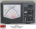 MFJ-894, Giant SWR/Wattmeter, 1.6-525 MHZ, 200 WATTS