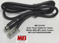 MFJ-5114Y, Interface cable For Yaesu Radio And The MFJ Automatic Tuner MFJ-939 And Others