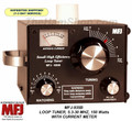 MFJ-935B Loop Tuner, 5.3-30 MHZ, 150 Watts With Current Meter
