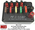 MFJ-1107 PowerPole, Power Distribution Box