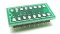 Tigertronics SLMOD4RY Jumper Module for all Yaesu radios that have a  4-pin round type Microphone jack.