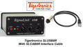 Tigertronics, SignaLink USB SLUSB8R FOR 8-PIN, ROUND TYPE MICROPHONE JACK