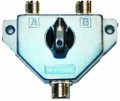 MFJ-1702C, 2 Position Antenna Switch With Lightning Protection