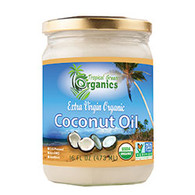 Tropical Green Organics - Coconut Oil | Amish Country Bulk Food in Missouri