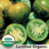 Organic Green Zebra Tomato  | Amish Country Bulk Food in Missouri