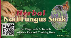 Herbal Nail Fungus Soak | Amish Country Store in Missouri