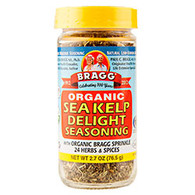 Organic Sea Kelp Delight Seasoning, Sprinkle Jar | Amish Country Bulk Food in Missouri