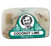 SOAP COCONUT LIME HANDMADE