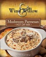 Mushroom Parmesan