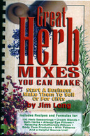 Herb Mixes Cookbook - Amish Country Cooking