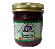 Seedless Red Raspberry Jam NJS 1/2 Pts